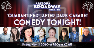 ABT Goes For The Funny Bone With 'Comedy Tonight!' Episode of AFTER DARK CABARET