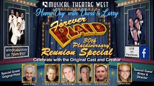 Original Cast Of FOREVER PLAID Will Reunite For The '30th Plaidiversary' On Facebook Live