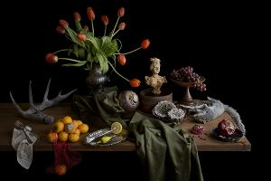 DISSONANCE, A New Exhibition, On View Online At The Morris Museum