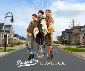 Pantochino Offers Original Musical Theatre To Audiences Curbside