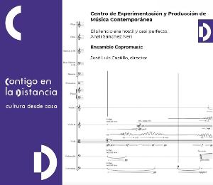 El Ensamble Cepromusic Muestra Su Riqueza Multidisciplinaria En Una Serie De Conciertos Online