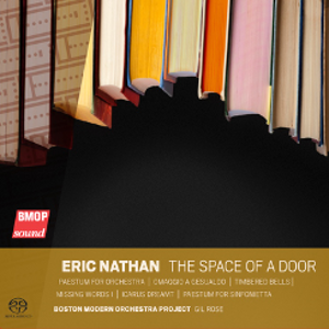 BMOP/Sound Releases Album By Eric Nathan Today