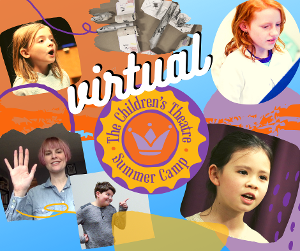 Virtual Summer Camps Announced At The Children's Theatre Of Cincinnati