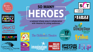 Sixteen Children's Theatres Honor Frontline Workers With National Tribute Song