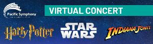 Pacific Symphony Produces Its First Virtual Concert JOHN WILLIAMS: MAESTRO OF THE MOVIES