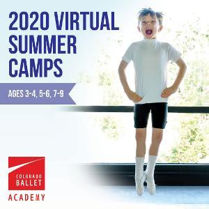 Colorado Ballet Academy's Summer Classes Go Virtual