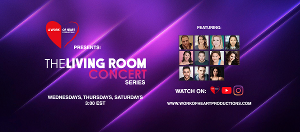 A Work Of Heart Productions Presents The Living Room Concert Series