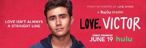 VIDEO: First Trailer Released for LOVE, VICTOR on Hulu