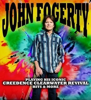 John Fogerty At The Fox Cancelled
