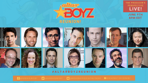 ALTAR BOYZ Cast and Creatives Will Reunite For The Actors Fund