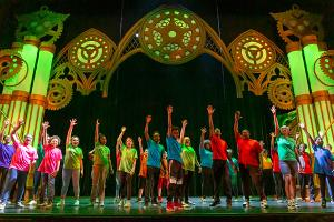 TCT Names Three Tri-State Schools For Fully-Funded JumpStart Theatre Program