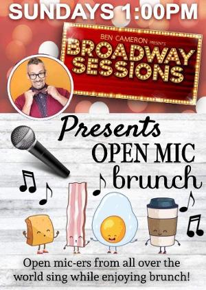 Broadway Sessions Debuts its Open Mic Brunch