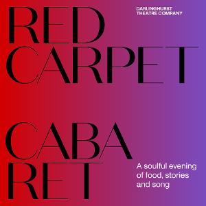 Darlinghurst Theatre Company Announces RED CARPET CABARET Lineup