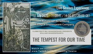 Globetrotting ShakespeareVirtual Event Moved To July 11