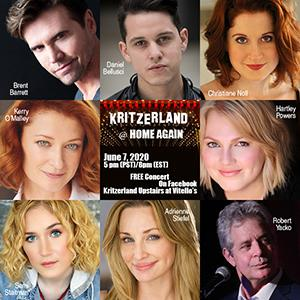 KRITZERLAND's Free Concert on June 7 Will Benefit The Group Rep
