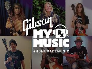 Gibson Generation Group And MyMusicRx Unite To Offer Virtual Guitar Lessons For Sick Kids and More