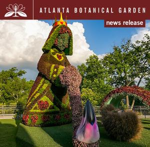 Atlanta Botanical Garden Reopens Spaces This Month
