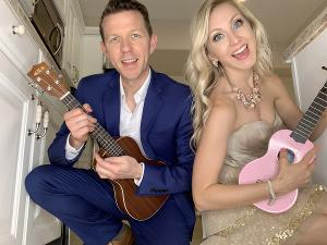 Stephan Stubbins and Libby Servais Will Perform Live From Home on Fathers Day Weekend