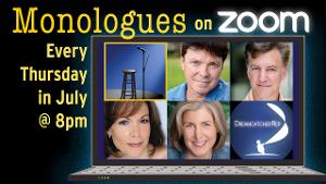 Dreamcatcher Presents Monologues On ZOOM