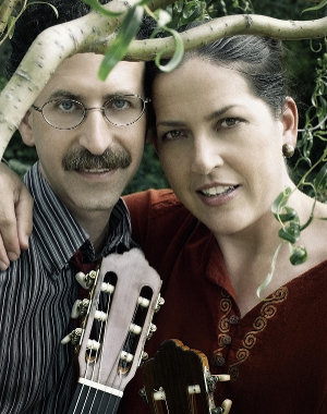 Newman & Oltman Guitar Duo Perform Live On WWFM June 19