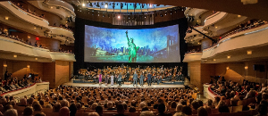 PBS' Great Performances to Present Peter Boyer's 'Ellis Island: The Dream Of America With Pacific Symphony'