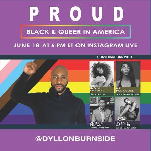 Mj Rodriguez, Indya Moore, Harper Watters, and Councilman Antonio Brown Will Take Part in PROUD: BLACK & QUEER IN AMERICA