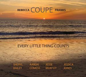 Rebecca Coupe Franks  'Every Little Thing Counts' Out July 1