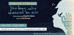 Diversionary Announces Online Stream Of THE BOY WHO DANCED ON AIR