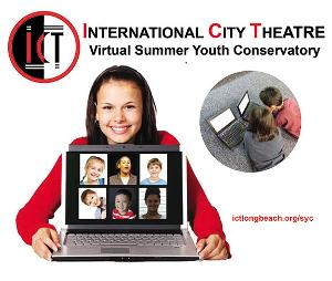 International Theatre City Offers Virtual Summer Youth Conservatory