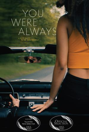 Peter Westervelt Wins Award For Talented New Director For 'You Were Always' at NICE International Film Festival