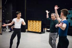 Sir David Bintley Joins Brandon Lawrence For Online Choreography Challenge
