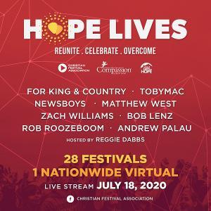 The Christian Festival Association Announces First Ever Nationwide Virtual Festival