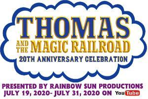 Alice Fearn, Jonah Platt, and More Set For THOMAS AND THE MAGIC RAILROAD 20TH ANNIVERSARY CELEBRATION