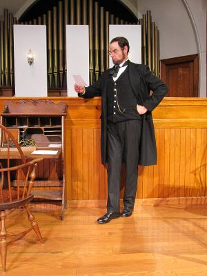 East Lynne Theater Co. Presents HISTORIC SPOUT OFFS, A Fun Look At Cape May History