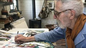 Limited Edition John Byrne Prints To Go On Sale As Tron Theatre Fundraiser