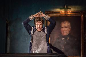 Benedict Cumberbatch's HAMLET In HD Returns to The Ridgefield Playhouse July 9