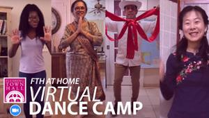 Flushing Town Hall Opens Registration For its Virtual World Dance Camp This Summer
