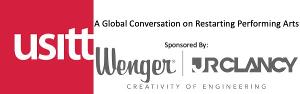 USITT and Wenger Corporation Host A Global Conversation on Restarting Performing Arts