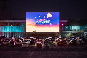 THE DRIVE IN Is The UK's Highest Grossing Cinema On Opening Weekend