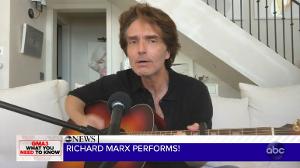 "VIDEO: Watch Richard Marx Perform ""Limitless"" On GMA"