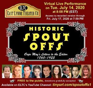 East Lynne Theater Company Presents A Piece Of Cape May History, Virtually