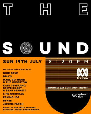 THE SOUND Live Music TV Series Premieres This Sunday