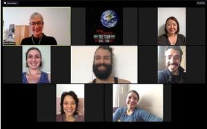 Projeto #OutSideInSideOut Mostra Encontros Com Elencos De CHICAGO De 12 Países