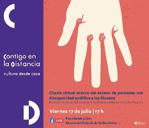 Reflexiona Sobre El Acceso De Personas Con Discapacidad Auditiva A Los Museos