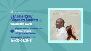Herzen & Moffett Will Perform An Online Residency Tour