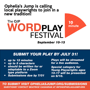 Ophelia's Jump Presents The WORD Play Festival