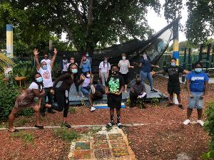At-Risk Teens Express Their Fears And Hopes In 'I Will Breathe' Time Capsules Buried At Milagro Center