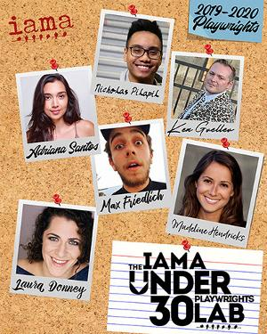 IAMAPresents Under 30 Playwrights Lab Virtual Series- A 4-day Celebration Of Young, Hip And Modern Storytelling