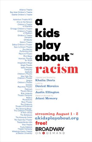 Honolulu Theatre For Youth Announces A KIDS PLAY ABOUT RACISM