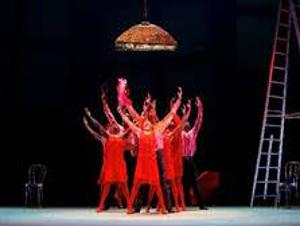 Ailey All Access Presents Broadcast Of Alvin Ailey's Classic Blues Suite From 1985
